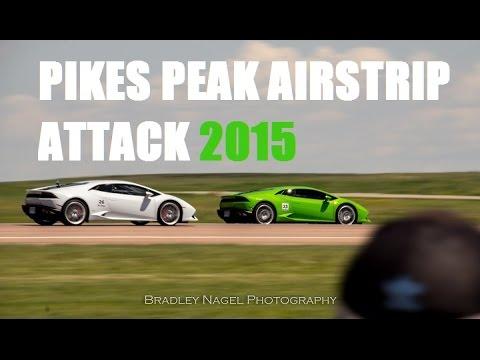 Pikes Peak Airstrip Attack 2015