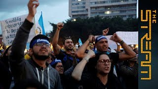 Can Guatemala's anti-corruption drive survive?  | The Stream