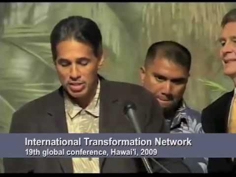 "James ""Duke"" Aiona attests to membership in Transformation Hawaii"