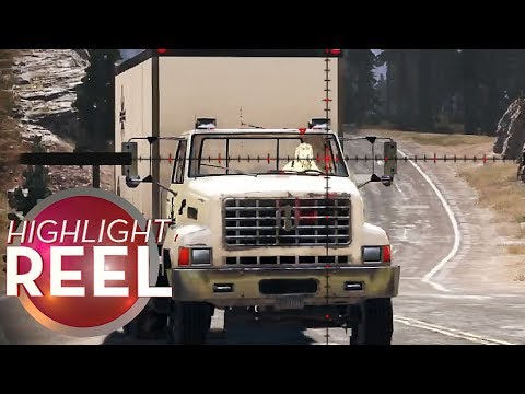 Highlight Reel #386 - Far Cry Sniper Bullet Punches Through Entire Truck
