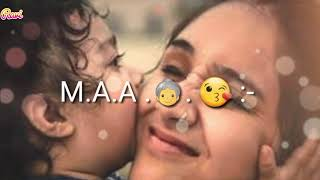 👵 Meri Maa Ka Tu Rakhna Khayal 😍 Dedicated for every mother 💞 whatsapp status