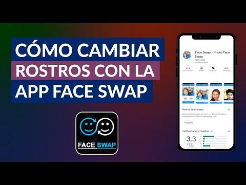 Cómo Cambiar Caras o Rostros de las Fotos con la Aplicación Face Swap Gratis