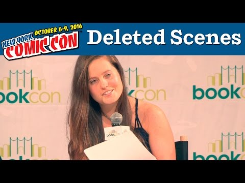 Deleted Scenes Panel | New York Comic Con 2016