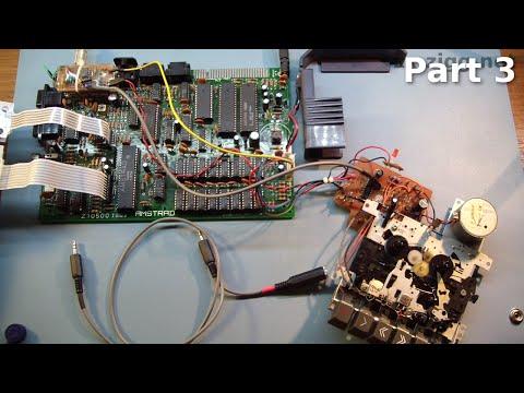 ZX Spectrum +2 Repair. (No. 7). Part 3.