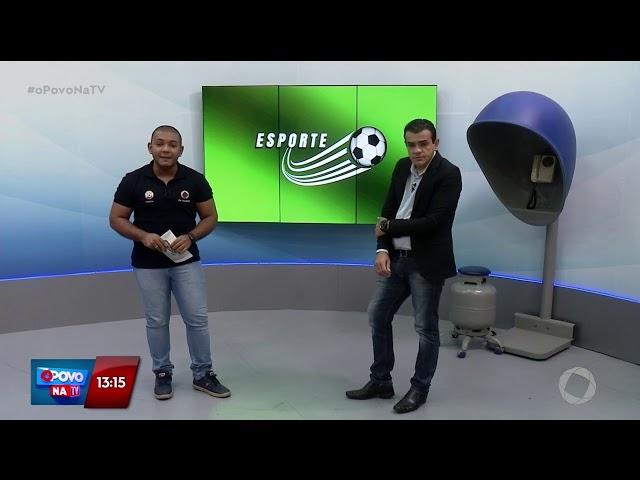 Hora de Esporte - 24 02 2021 - O Povo na TV