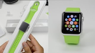Apple Watch: Unboxing, Setup, and Overview