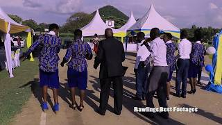 Reception Dance - Artists: Inspired Voice Ministers And Ev. Joel Anayo at Homabay Boys High Sch.....