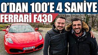 Ferrari F430 | 0'dan 100'e 4 Saniye