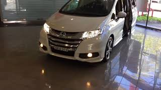 Features Of The Honda Odyssey