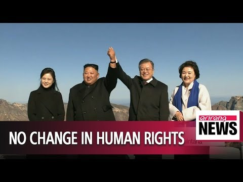 UN investigator says no change in N. Korea human rights despite historic summits