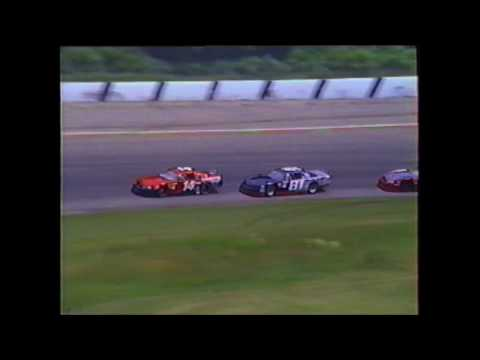 NASCAR RE/MAX Midwest Series Madison International  Speedway Madison WI 6 /27/99