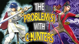 The Problem(s) with Counters in Super Smash Bros.