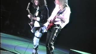 Whitesnake - Guilty Of Love - Live 1987