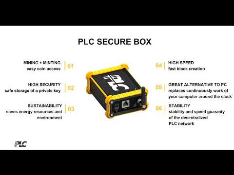 PlatinCoin # Business Presentation # English # PLC Group AG