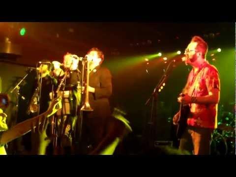 Reel Big Fish - Monkey Man [live 2013, Warsaw, Proxima]