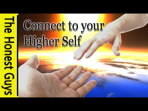 GUIDED MEDITATION: Connect with Your Higher Self!