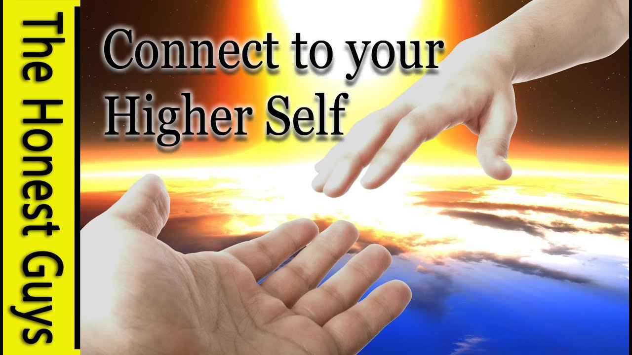 GUIDED MEDITATION: Connect with Your Higher Self! - YouTube