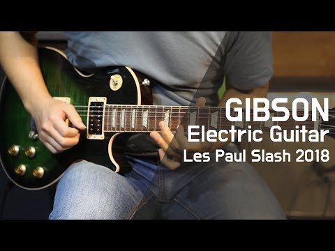 Todaysgear Gibson Les Paul Slash 2018 Anaconda Burst