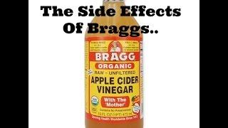 The Side Effects Of Braggs Apple Cider Vinegar