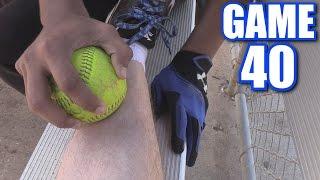EXCRUCIATING PAIN | Offseason Softball Series | Game 40 thumbnail