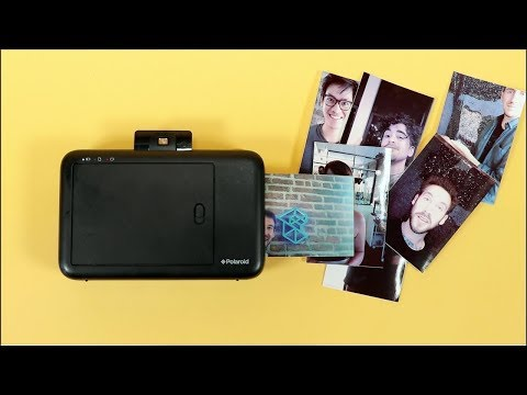 POLAROID ZINK TEARDOWN (Snap Camera's Magic Printing Process Revealed)