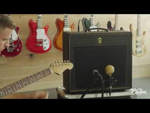 Creation Music Forty-Five Amp Demo