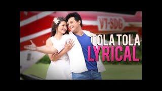 Tola Tola   Song With Lyrics   Bela Shende, Amitraj   Tu Hi Re   Swwapnil, Sai, Tejaswini   Amitraj