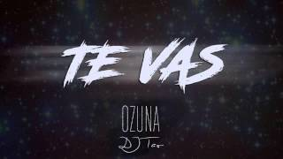 Te Vas   DJ TAO Ozuna Remix