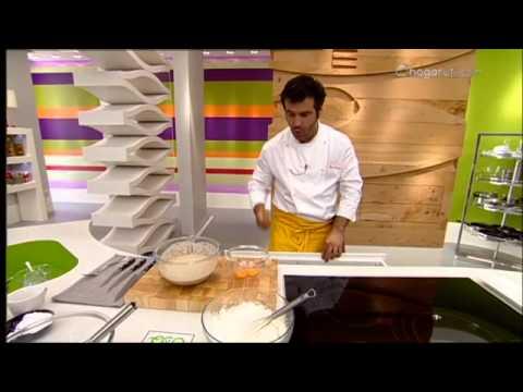 Cocina con bruno oteiza mousse helada de pl tano youtube - Cocina con bruno ...