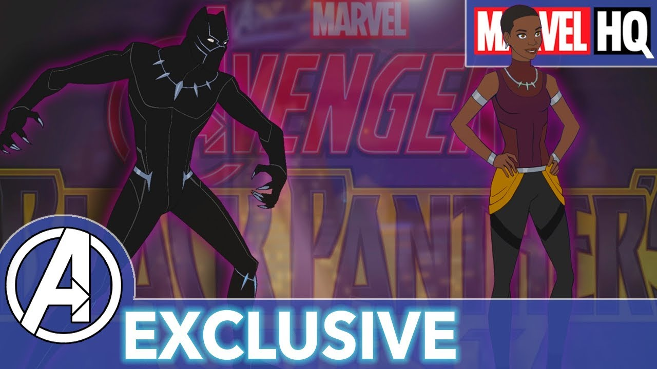 marvels avengers black panthers quest episode 1