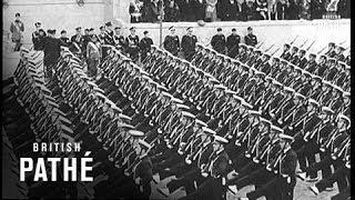 Italians Goosestep For Hitler Version A (1938)