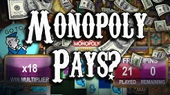 Online Slots Playthrough: Monopoly Megaways Pays?