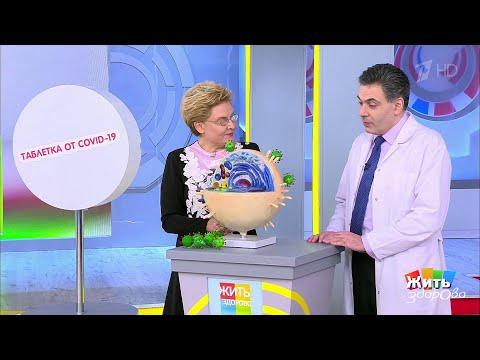 COVID-19: лекарства, которые спасут вашу жизнь. Жить здорово!  23.10.2020