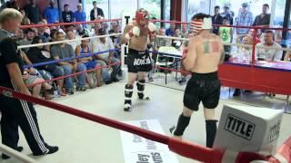 Bainbridge Boxing Charity Event, July 20, 2013