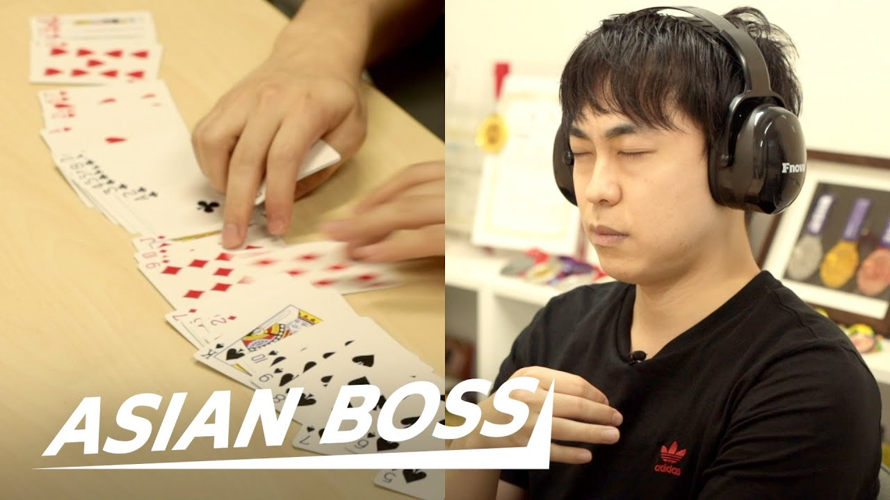 Meet The Man With The Best Memory In Japan | EVERYDAY BOSSES #53