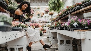 ABIGAIL x Broad Ripple Flower Shop | The Portraits Project