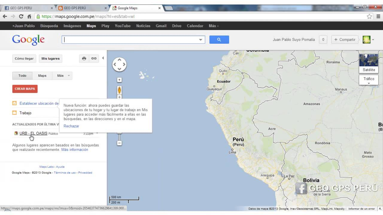 Convertir Polígonos De Autocad DWG A Google Maps Y Google Earth - Google maps us states kml