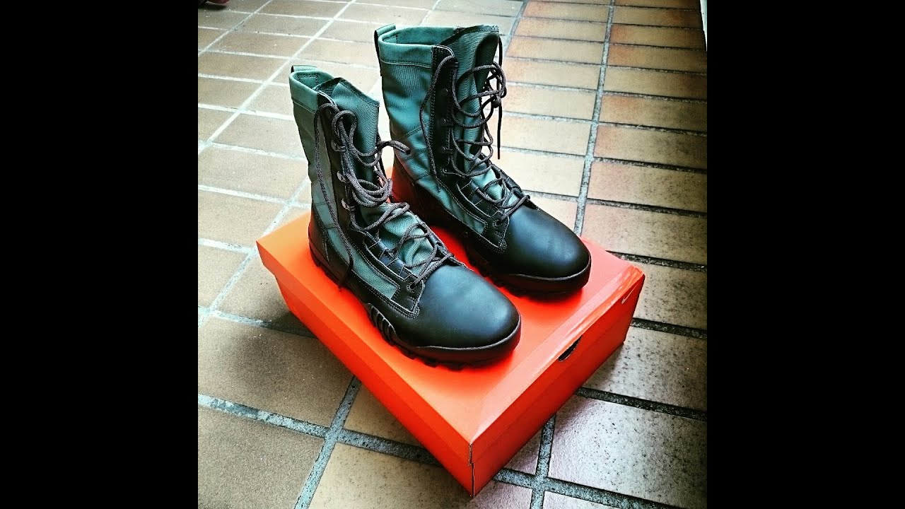 low priced 04427 bdb09 nike sfb jungle boots 8