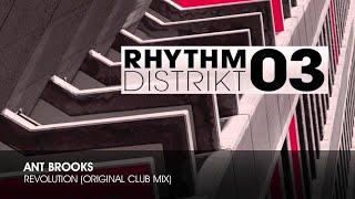 Ant Brooks - Revolution (Original Club Mix)