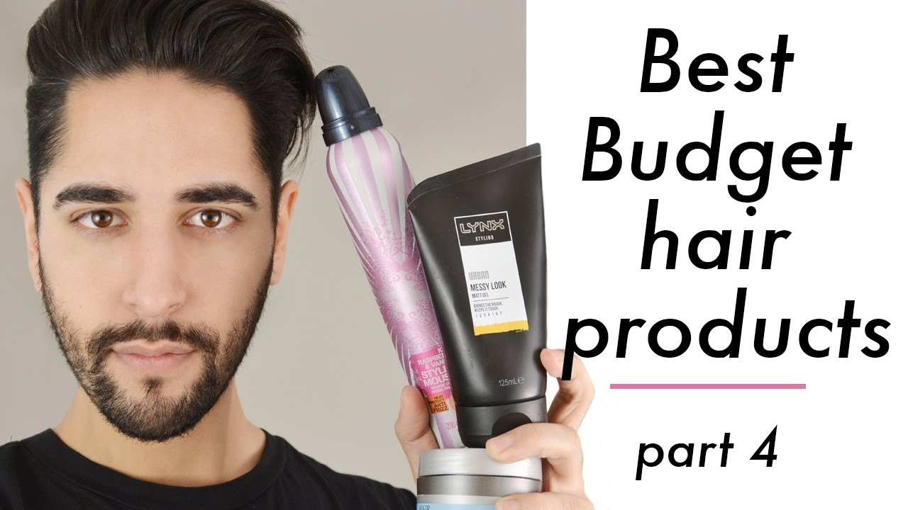 best mens hair styling product the best budget hair styling products affordable 4149