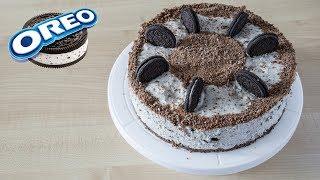 Торт Орео без выпечки. Вкусный десерт на скорую руку