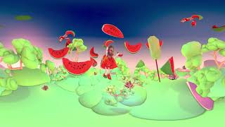 Tom Rosenthal - Watermelon - StevePaulSounds360VR Animation