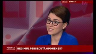 POLITICA NATALIEI MORARI / 16.10.18 / DE CE CANDU MINTE / CĂUTAT ÎN MOLDOVA, REFUGIAT ÎN GERMANIA