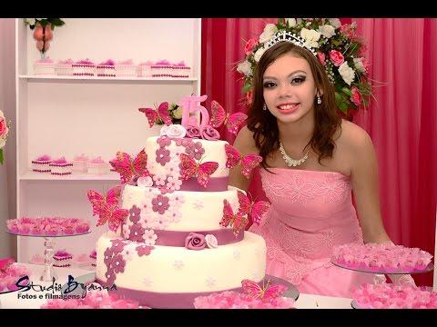 Aniversário de 15 anos de Leticia Oliveira