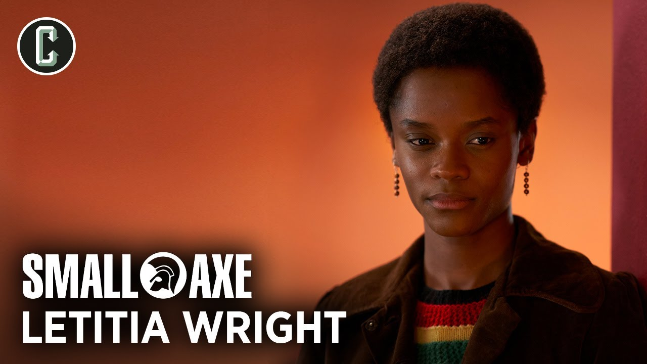 """Letitia Wright on Why the Story of """"Mangrove"""" in Steve McQueen's 'Small Axe' Is Important"""