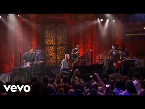 The Fray - Heartbeat (Live From The Artists Den)