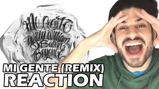 Baixar J Balvin, Willy William - Mi Gente featuring Beyoncé (REACTION) | Reação e comentários