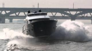 Van Der Heijden Superior 2400 Superyacht sails very fast.mpg