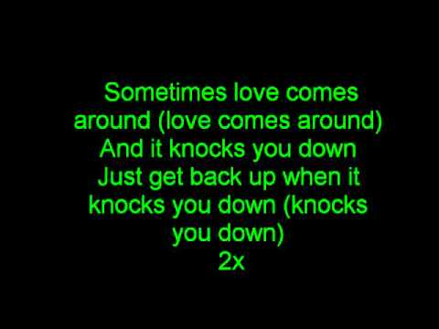 Knock You Down Keri Hilson ft. Kanye West & Ne-Yo (lyrics)