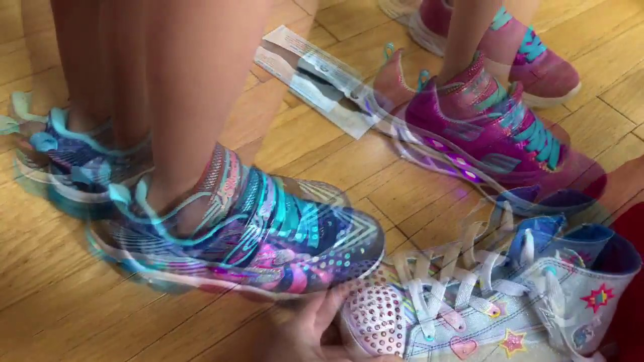 How To Fix Your Light Up Sketchers